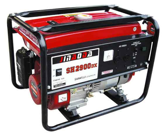 Assorted tools - Choosing a gasoline powered generator ...
